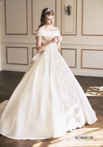 ギンザ クチュール ナオコ(GINZA COUTURE NAOCO) 銀座 アネックス店 レディライクな正統派ウェディングドレス