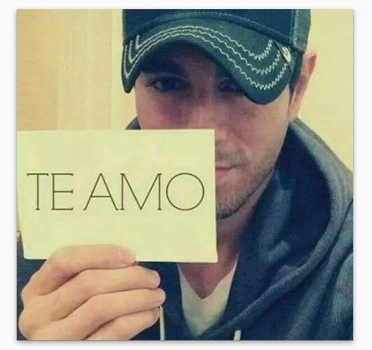 Enrique Iglesias // Te Amo