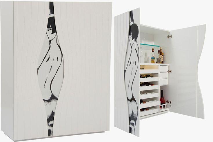 valentina crepax furniture by andrea radice + folco orlandini