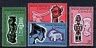 CONGO KINSHASA 1965 SET MNH - 1965, Congo, KINSHASA