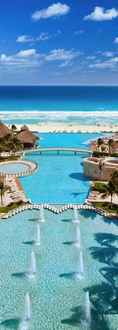 The Westin Lagunamar Ocean Resort in Cancun