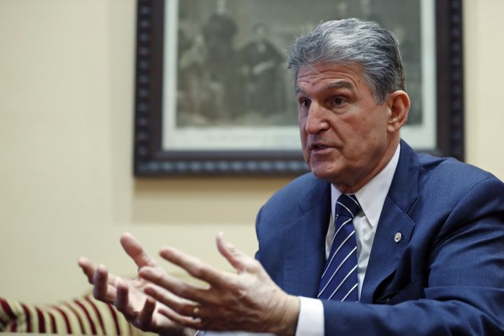 """Sen. Joe Manchin (D-W.Va.) (Alex Brandon/Associated Press)  """"For me to be a Republican, I would have to put the bottom line before I would a human being."""" By now, Sen. Joe Manchin (D-W.Va.) is used to the question: Why is he still a Democrat? He's the most conservative Democrat on Capitol... http://usa.swengen.com/joe-manchin-my-party-must-get-away-from-washington-democrats-overreaching-philosophy/"""