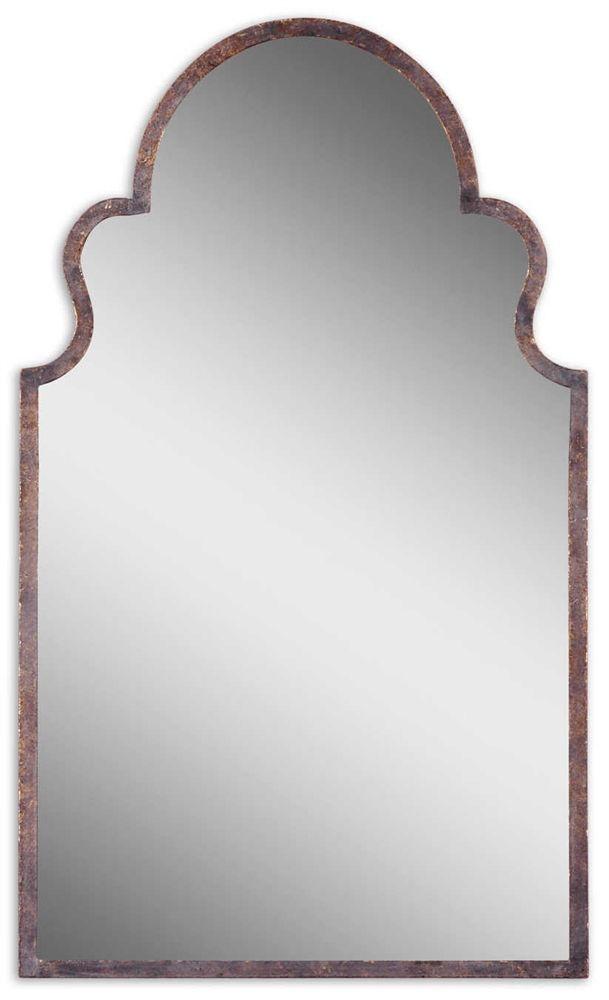 Brayden Arch Mirror | Havenly