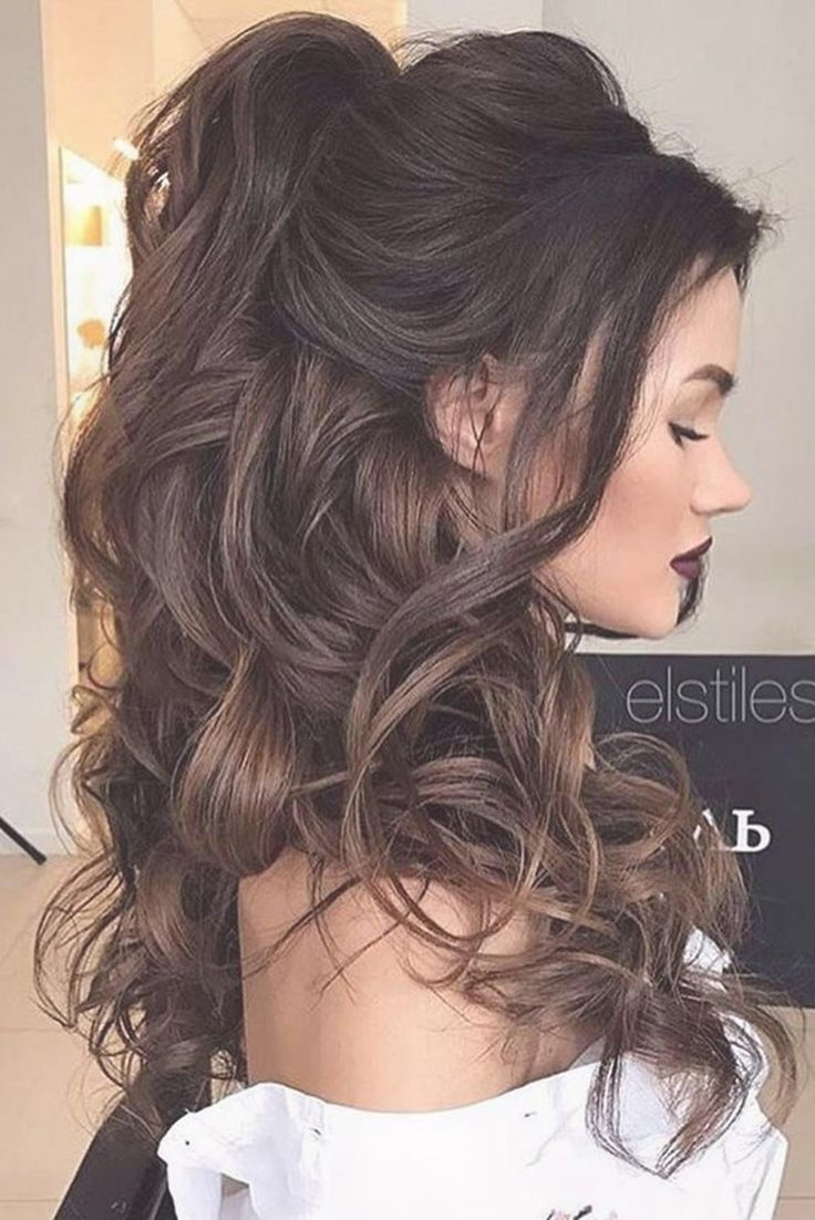 christmas party hairstyles for 2018 and long, medium or