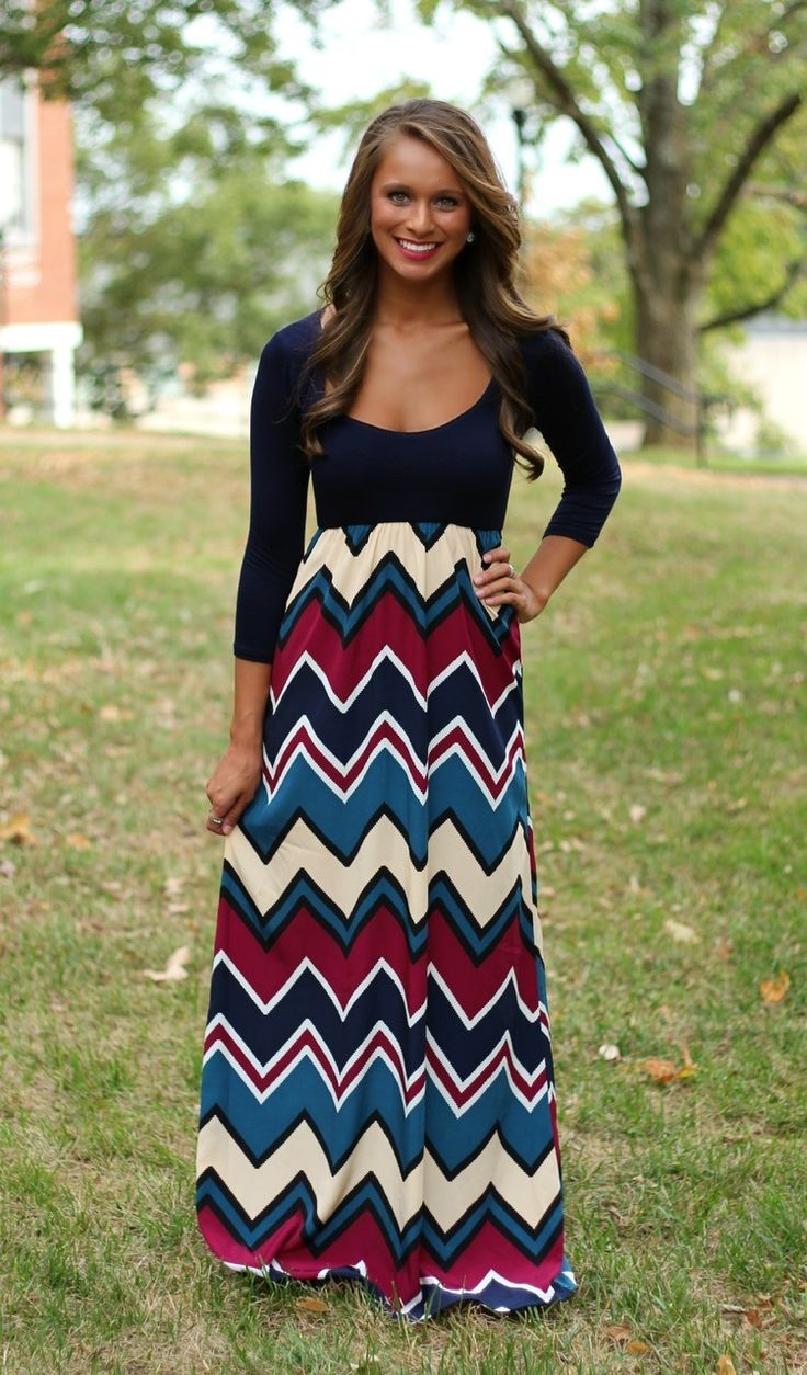 The Pink Lily Boutique - High Expectations Maxi , $42.00 (http://www.thepinklilyboutique.com/high-expectations-maxi/)