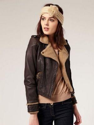 Женские кожаные куртки на осень 2016 и фото стильных моделей курток из кожи