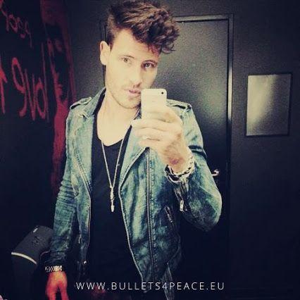 #PEACE #BULLETS4PEACE #ILOVEB4P thank you Marc Eggers
