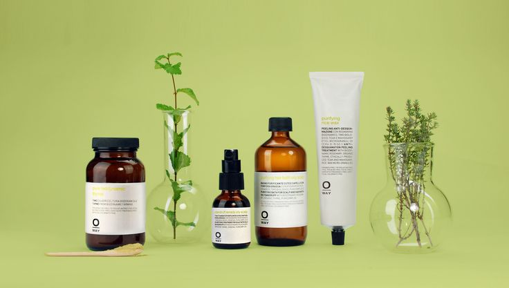 New OW treatment purifying oily scalps