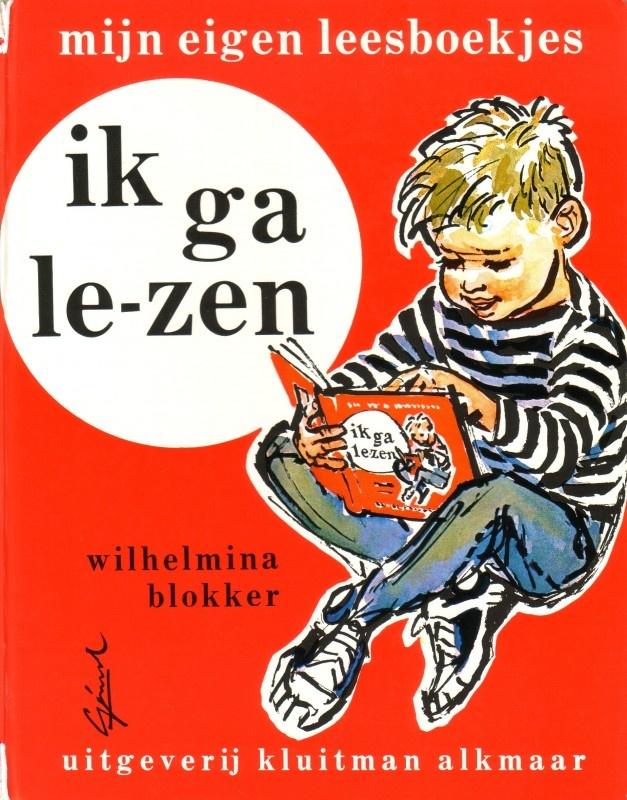 Mijn eerste leesboekje.