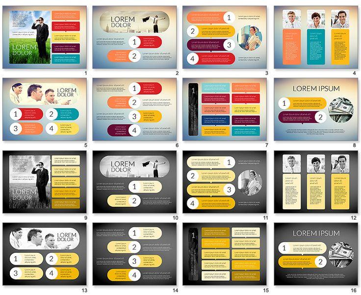 Creative Team Presentation Template for PowerPoint