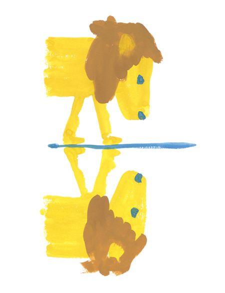 Lion • Rop Van Mierlo