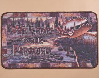 Southwestern Door Mat 18\ x30\  -Moose (dm16) & Best 25+ Southwestern doors ideas on Pinterest | Southwestern ...