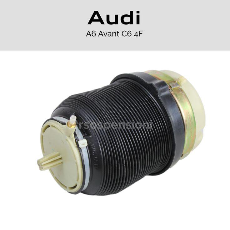 AUDI A6 AVANT C6 4F MOLLA AD ARIA POSTERIORE SINISTRO – FSRSospensioni
