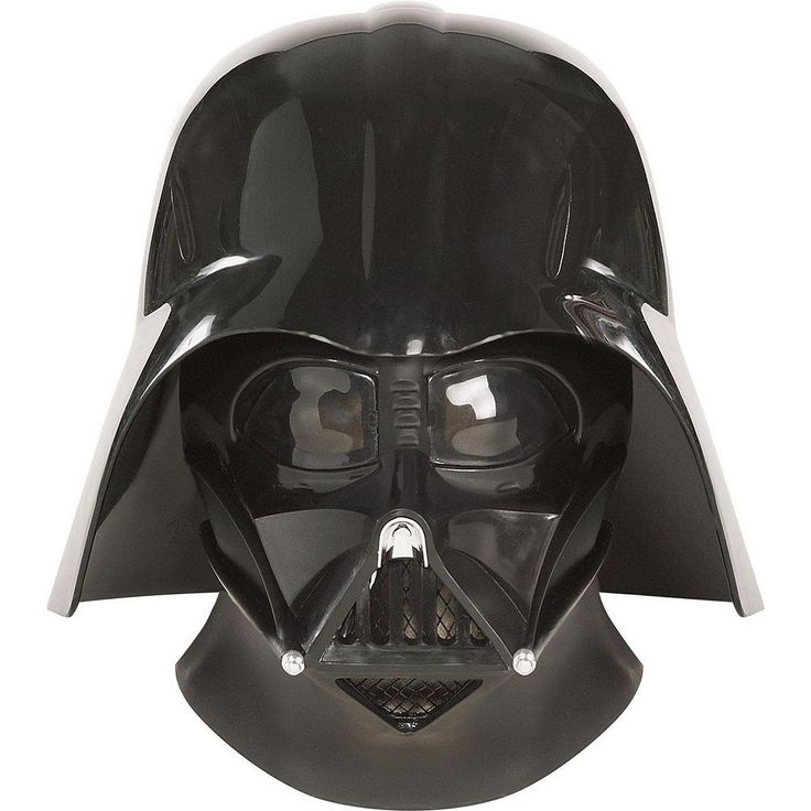 Star Wars Super Deluxe Darth Vader Helmet - Adult, Men's, Black