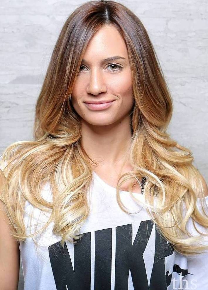 60 Best Ombre Hair Color Ideas for Blond, Brown, Red and ... - photo #5