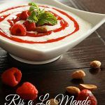 Ris a La Mande (Danish Rice Pudding)