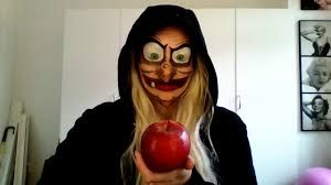 Image result for scary snow white halloween costume