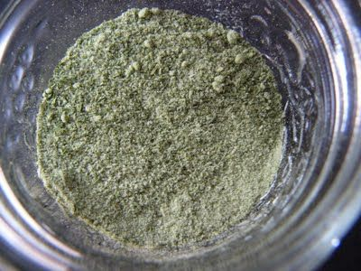 Ramson Salt (Thermomix)