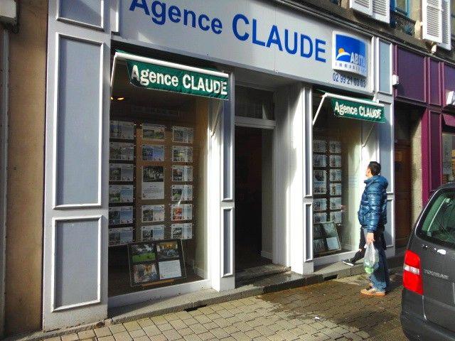 L'immobilier à Saint-Malo avec l'AGENCE CLAUDE créée en 1973 et membre du groupement ABITA formé de 7 agences immobilières sur Saint-Malo que vous pouvez retrouver sur notre site internet : http://www.abita-immobilier.com/