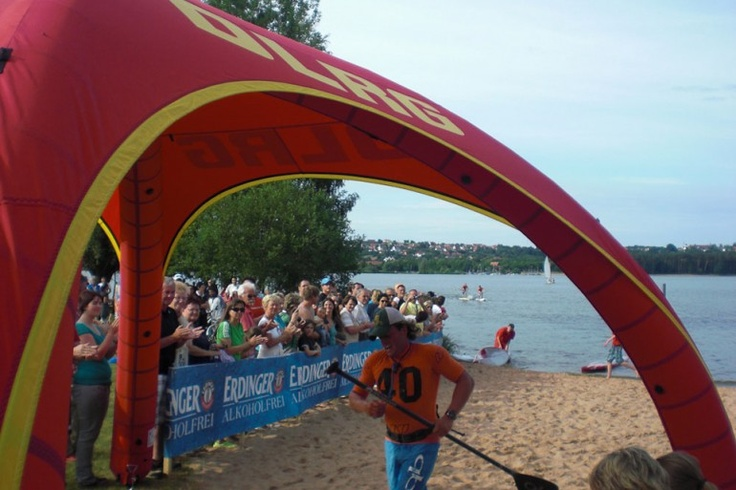 Triathlon DLRG | X-GLOO 6x6