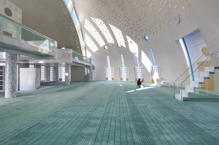 Yesil Vadi Mosque, Istambul