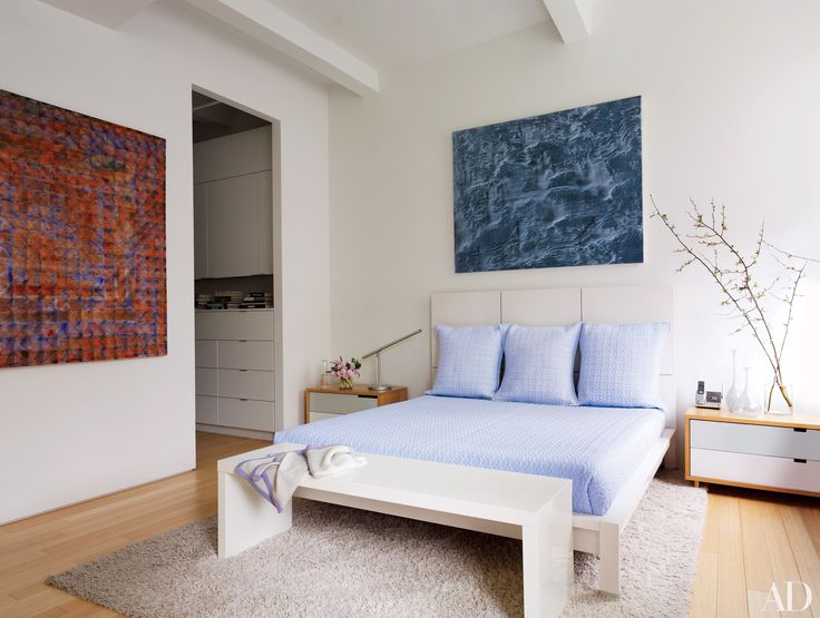 The Minimalist Bedrooms of Your Dreams Photos | Architectural Digest