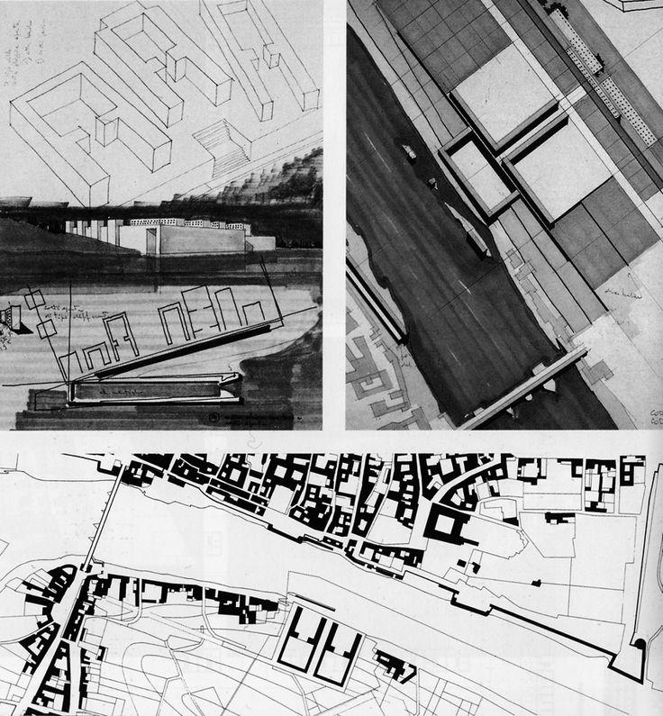 inspired by Ludwig Hilberseimer: Giorgio Grassi '70