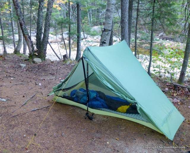 Gossamer Gears The One Ultralight Tent Review