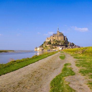 みんなの憧れ!フランスで最も美しい世界遺産「モンサンミッシェル」‐フランスの絶景・名所‐