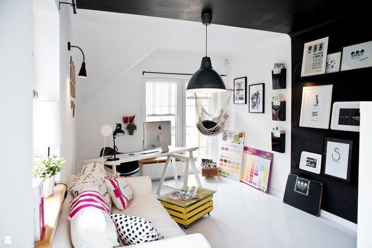 Gabinet styl Skandynawski - zdjęcie od SHOKO.design - Gabinet - Styl Skandynawski - SHOKO.design