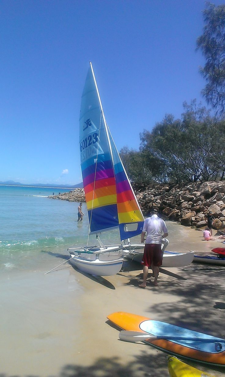 Waiting on some breeze, Trial Bay, South West Rocks