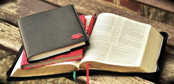 Study bibles help a great deal in understanding the scripture. Most of them are non-denominational, intended for both religious and secular readers. Want to find out more about study bibles? We've got you covered! Image: Bible by condesign. CC0 Public Domain via Pixabay.