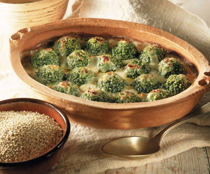 Gnocchi di quinoa - Cucina Naturale