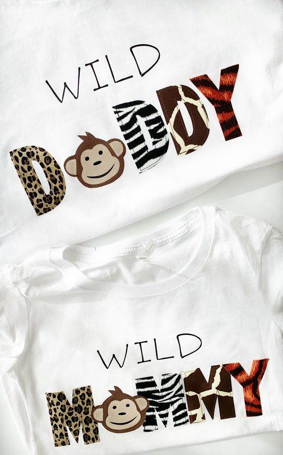 Jungle Theme Baby Shower Shirts : jungle, theme, shower, shirts, Sibling, Coordinating, Shirt, Shower,, Shirts,, Theme, Birthday