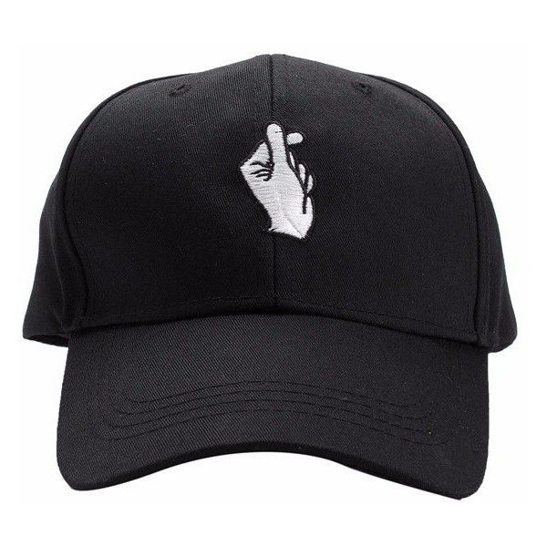 Unisex Hand Love Adjustable Hat Hip Hop Kpop Curved Strapback Baseball... (€6,83) ❤ liked on Polyvore featuring accessories, hats, acc, accessories - hats, caps, adjustable baseball caps, cap hats, summer caps, baseball cap hats and baseball hat