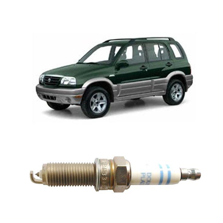 Bosch Busi Mobil Suzuki Escudo 1.6i FR7DPP30T - 1 Buah - 0242236618  Kuat & Tahan Lama Busi Standard Pabrikan (OE like) Kinerja yang Handal Tidak Cepat Kering Busi Berkualitas ORIGINAL dari BOSCH  http://klikonderdil.com/busi-mobil/710-bosch-busi-mobil-suzuki-escudo-16i-fr7dpp30t-1-buah-0242236618.html  #bosch #busi #busimobil #busiterbaik #suzukiescudo