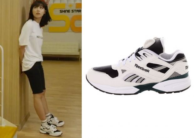reebok shoes used in she was pretty kdrama 6