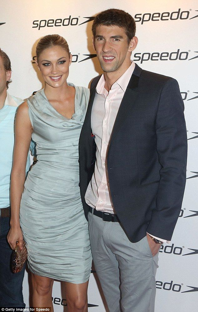 Former flame: In the three year span of his split with Nicole, Michael datedaspiring model and actress Megan Rossee
