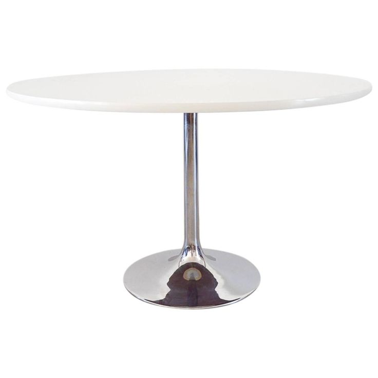 modern dining room tables white tulips laminate top table extending oval