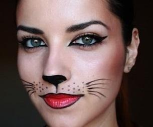 Cómo hacer un disfraz de gato - 5 pasos (con imágenes)