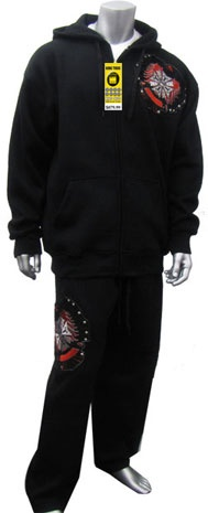 Bling bling sweatsuits hip hop clothing rap music bling bling jewelry watches gear for Watches rappers wear