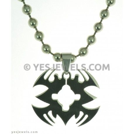 #kolye #necklace https://www.yesjewels.com/tr/kolye/570-ninja-yildiz-celik-kolye.html
