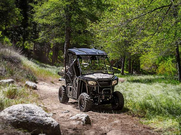 New 2017 Honda Pioneer 500 Honda Phantom Camo ATVs For Sale in Tennessee. 2017 Honda Pioneer 500 Honda Phantom Camo, Now in automatic transmission! 2017 Honda® Pioneer 500 Honda Phantom Camo FUN HAS NO RESTRICTIONS FULL-SIZED FEATURES IN A FUN-SIZED PACKAGE. Choosing the right tool is the job half done. And it can make whatever you re trying to do a lot more fun. For thousands of side-by-side owners, the right tool for the job is a Honda Pioneer 500. It s big enough to seat two easily, but…