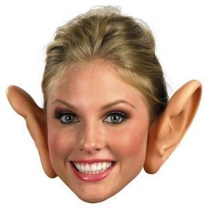 Large Plastic Ears - Christmas Shop