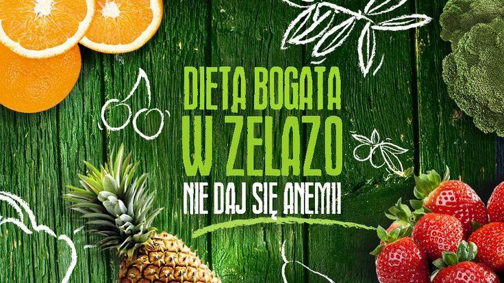 Dieta bogata w żelazo #ryneczeklidla #dieta #zelazo