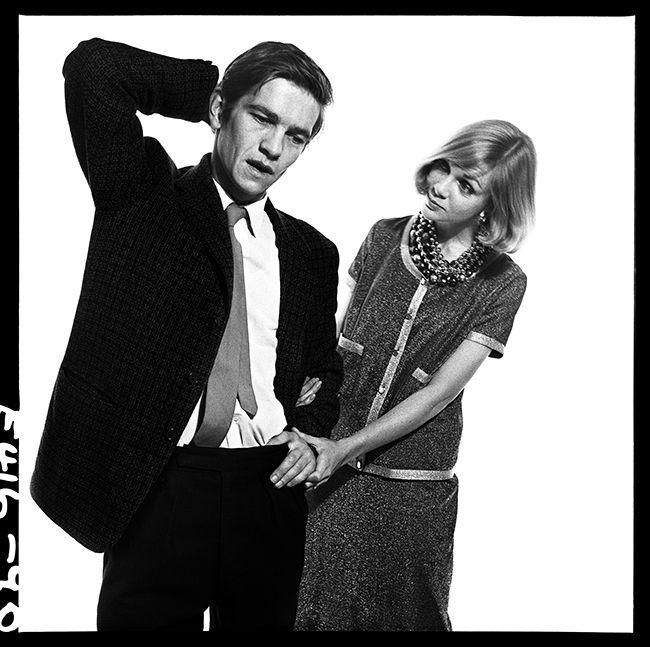 Tom Courtenay - Portrait 1961 - The Duffy Archive