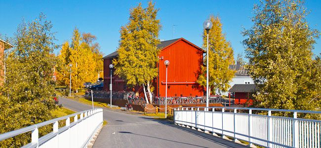 Ravintola Sokeri-Jussin Kievari - sijainti