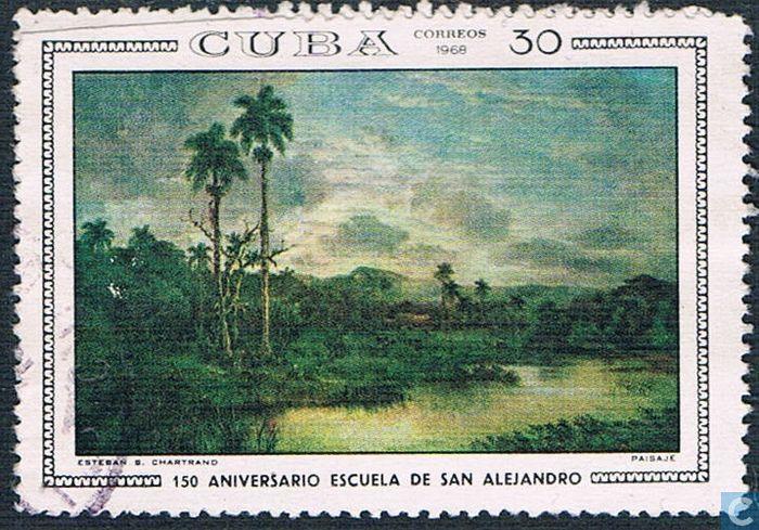 Postage Stamps - Cuba [CUB] - San Alejandro Art Academy