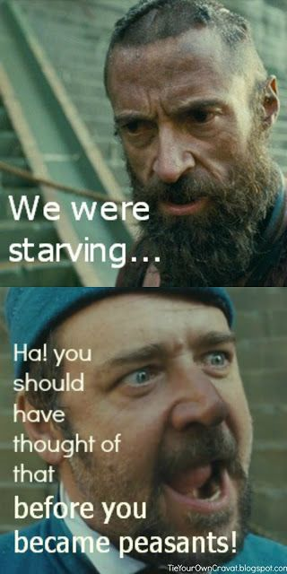 (Les Miserables/The Emperor's New Groove) I don't know if I should put this on Les Mis or Disney.