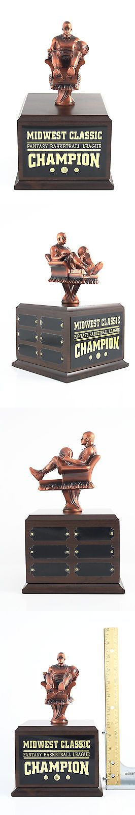 Other Basketball 2023: Fantasy Basketball Armchair 12 Year Trophy!! Free Engraving!! Ships In 1 Day!! -> BUY IT NOW ONLY: $38.49 on eBay!